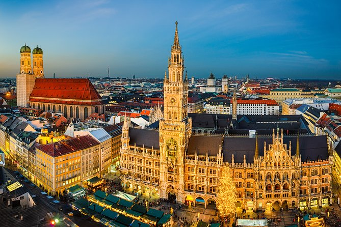 Munich 5-Hour Private Sightseeing Tour photo 4