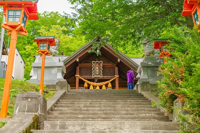 Full-Day Private Cycling Tour in Yubari Town