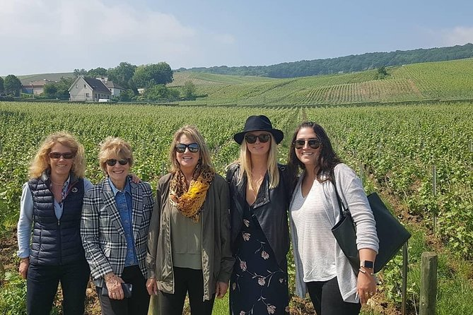Private Guided Champagne Day Tour with Tastings