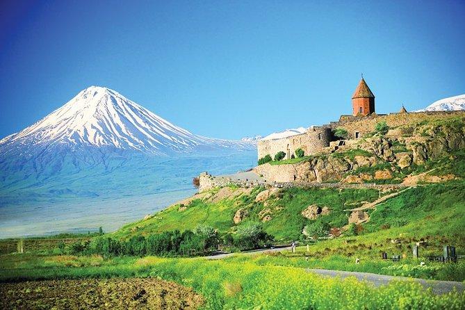 2-Day Tour Package in Armenia – Khor Virap, Jermuk waterfall, Tatev Monastery