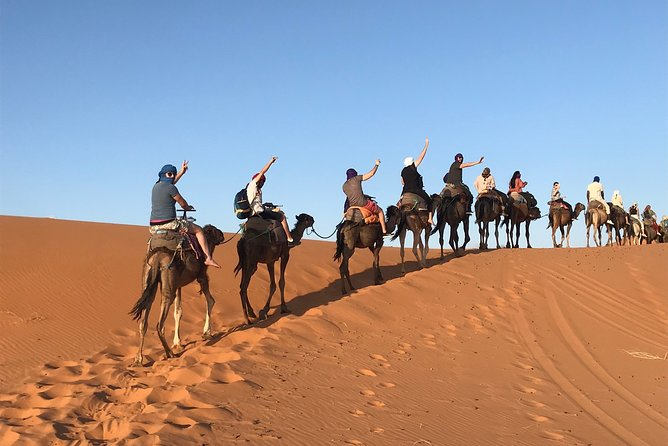 3-Day Desert Tour from Fes to Marrakesh with Accommodation