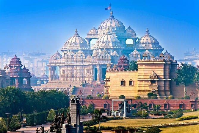 Spiritual Walk Tour Delhi