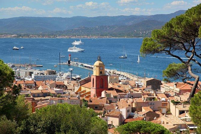 Saint Tropez Full Day Tour by van