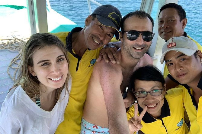 Red River Tours - Private VIP Boat Trip in An Thoi Archipelago