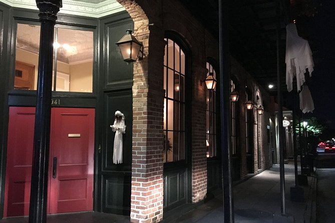 French Quarter Walking Ghost Tour of New Orleans