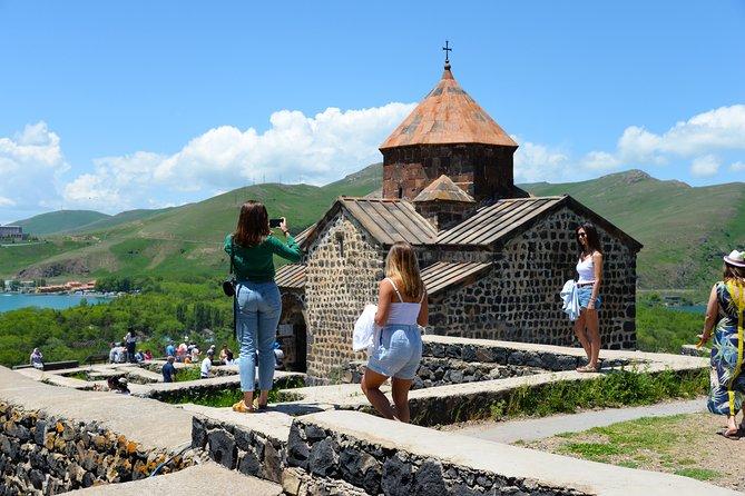 Lake Sevan and Sevanavank Monastery (private tour)