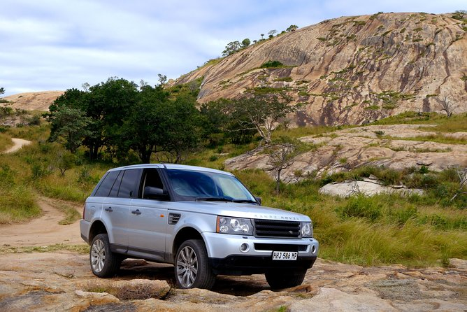 Private Land Rover transfer to Kruger National Park