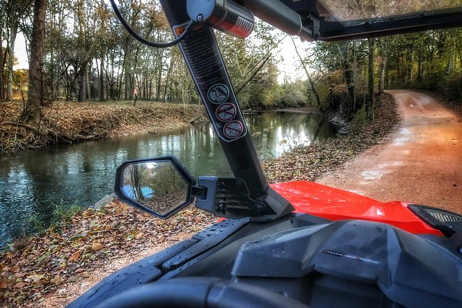 Tennessee Back Country 4 Hour Guided SXS Ride