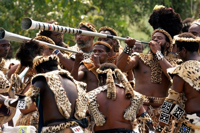 Private Guided Cultural Day Tour of Shakaland Zulu Village