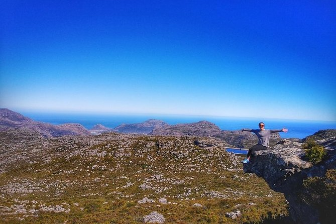Private Full-Day Hiking Table Mountain in Cape Town
