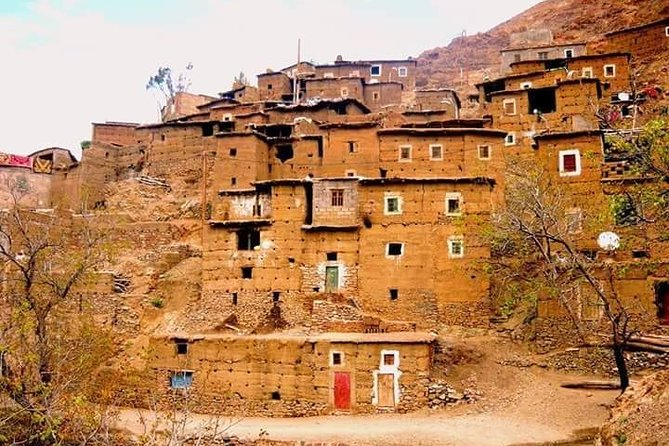 Atlas Mountains & 5 Valleys Full-Day Tour From Marrakech All-inclusive