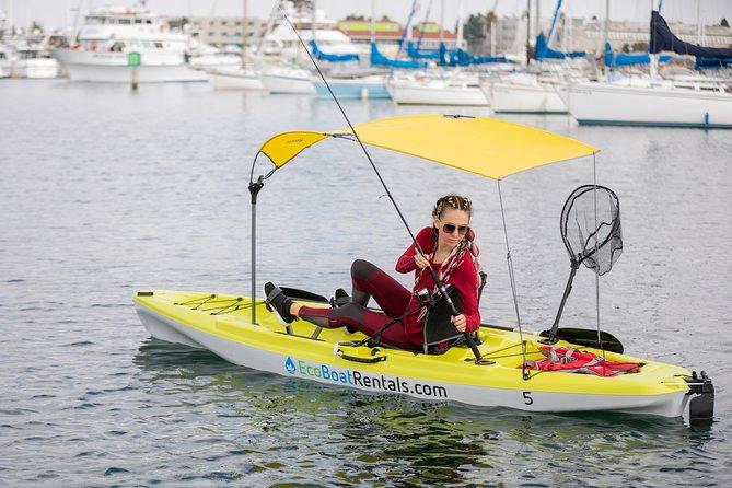 Hobie Cruising | Fishing Pedal Kayak Rental in San Diego Bay