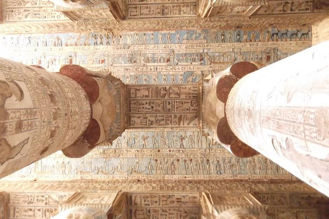 Private Guided Tour to Dendera and Abydos Temples from Luxor