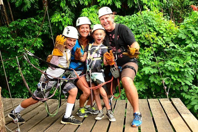 Zipline Canopy Tour & Banana Plantation. Shore Excursion from Puerto Limon photo 10