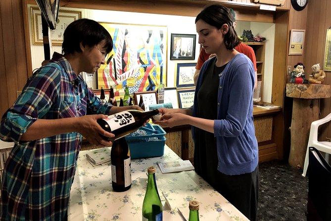 Half-Day Kamo Aquarium and Sake Brewery Tour