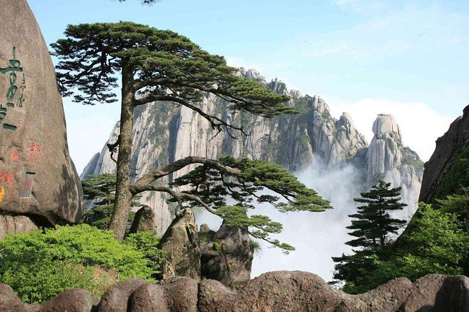 5-Day Private Tour to Mount Huangshan,Hongcun and Tunxi from Shanghai