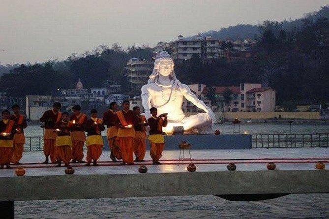 Haridwar and Rishikesh Full-Day Tour