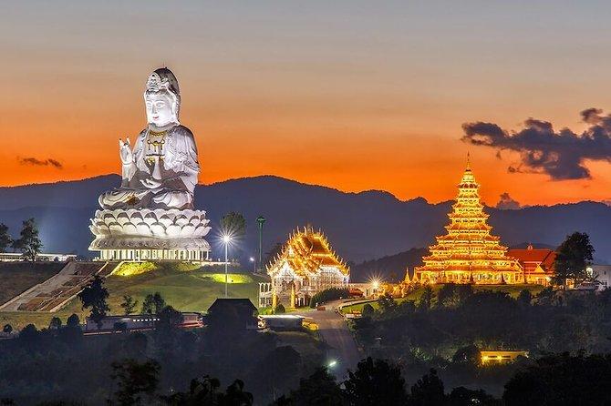 Chiang Rai: Half-Day Tour Highlights of Chiang Rai