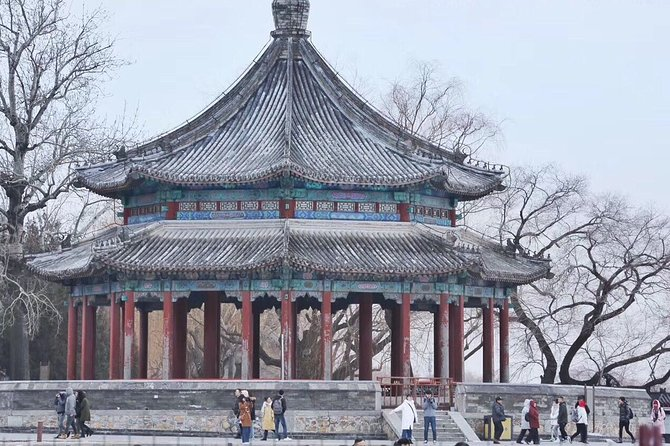 Full-Day Private Tour of Beijing Highlights with Kung Fu Show