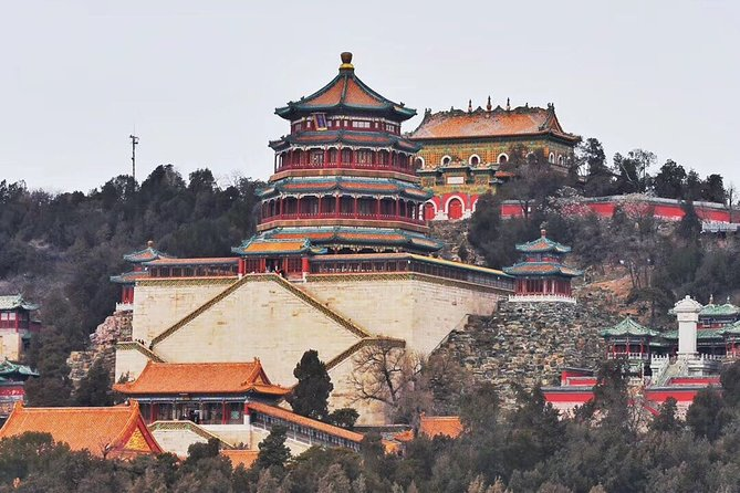 Private Sightseeing Day Tour of North Beijing Highlights