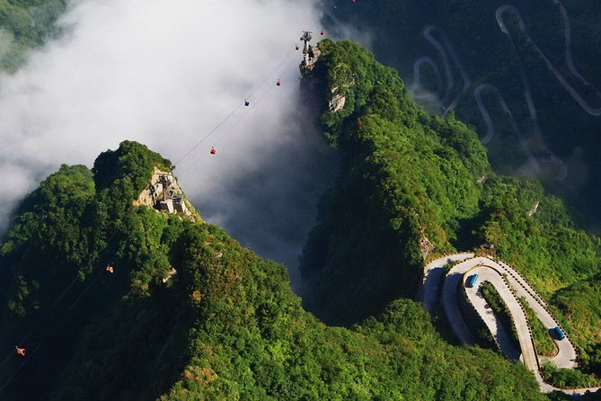 Tianmen Mount and Local Folklore Museum Full-Day Private Tour