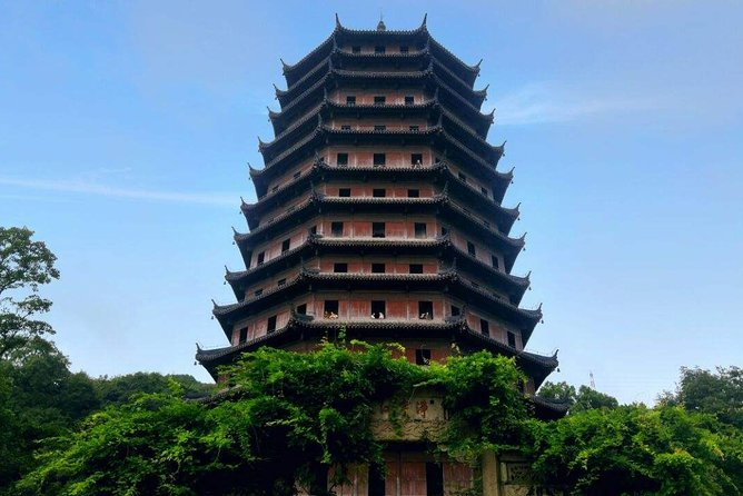 Full-Day Private Guided Tour to Hangzhou with Hotel Pick Up