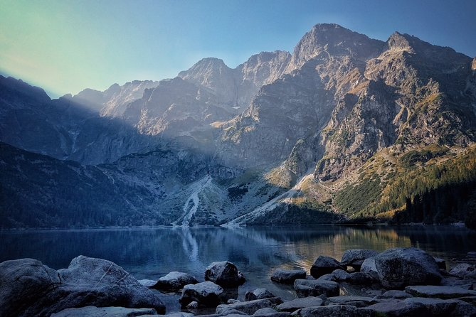 Morskie Oko lake private roundtrip transport from Cracow