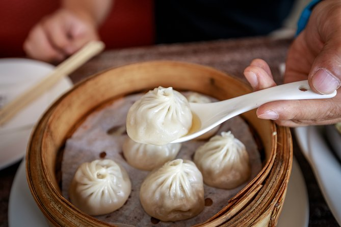 Private 3-Hour Dumpling Tasting Tour & Cooking Class in Shanghai