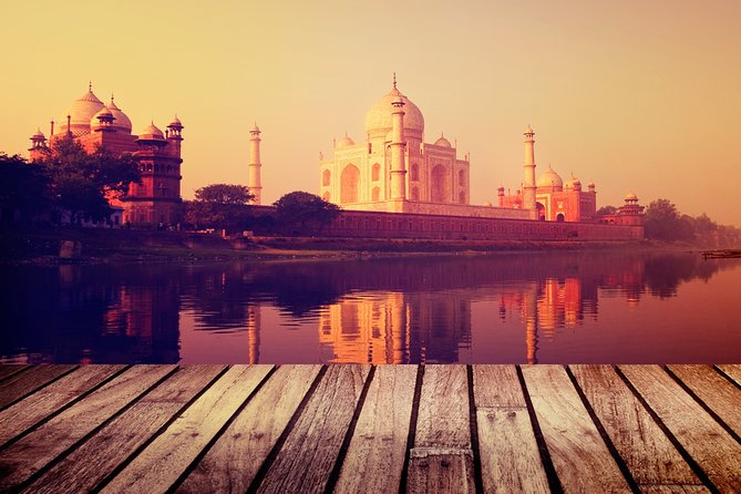 All Inclusive: Taj Mahal & Agra Fort Tour from Agra