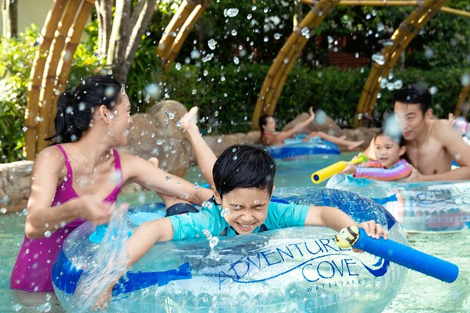 Adventure Cove Waterpark™ Admission Ticket