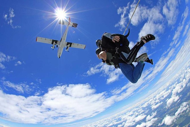Drop Zone : Thai Sky Adventures Pattaya with Return Transfer