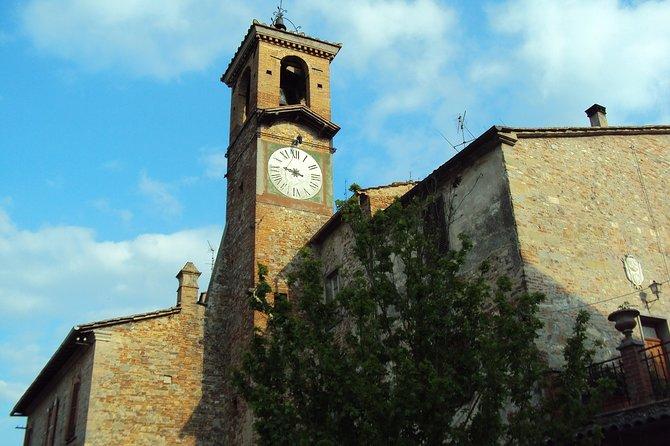 Full-Day Private Tour in Arezzo & Cortona from Rome