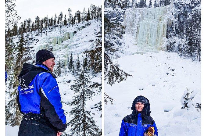 Korouoma Canyon Snowshoe Trip