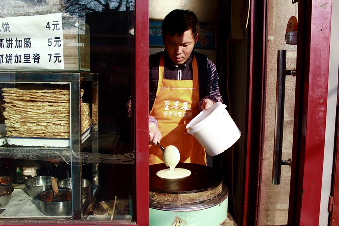 3-Hour Private Beijing Hutong Breakfast Tour