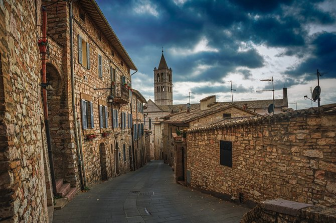 Full-Day Private Tour to Assisi from Rome