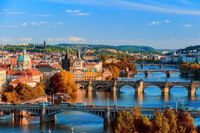 Full-Day Private Trip to Prague from Wroclaw with Transfer