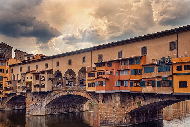 Florence Half-Day Private Walking Tour with Pickup