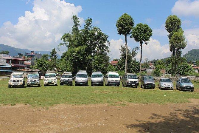 Kathmandu: Drive to Pokhara by Private Ac Car