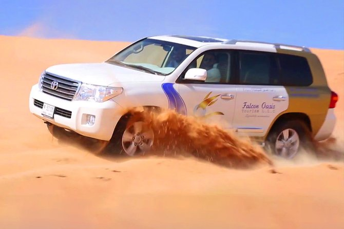 Half-Day Dubai Desert Safari Adventure with Show and Dinner
