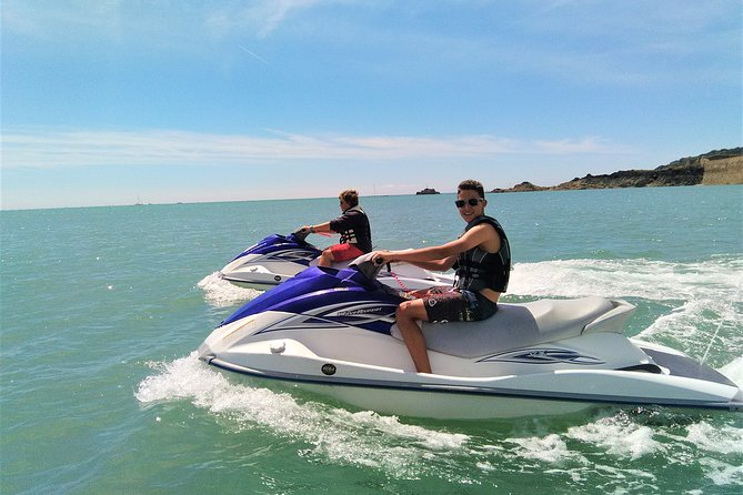 Jet Ski in Jersey with Tuition and On-water Supervision