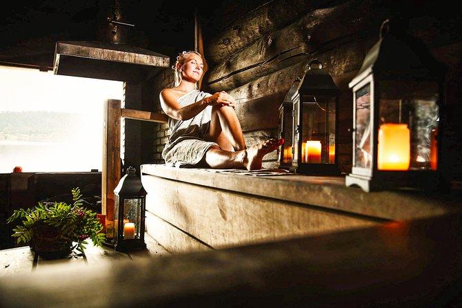 Finnish Sauna and Swimming