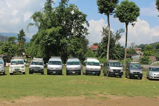 Drive to Pokhara from Kathmandu or VV by Private Car