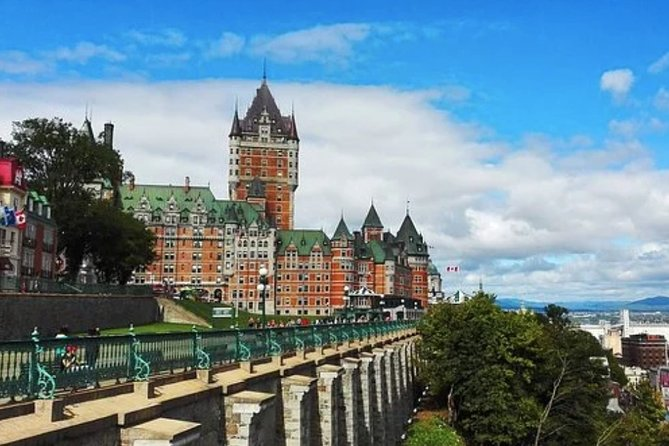 Guided Historic City Tour of Quebec