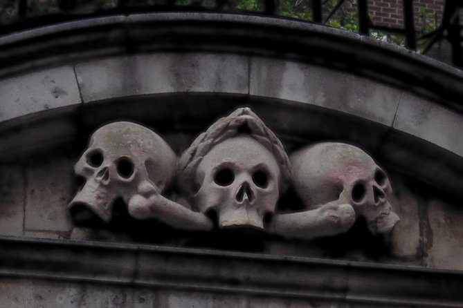 Horror-able London! Private Taxi Tour