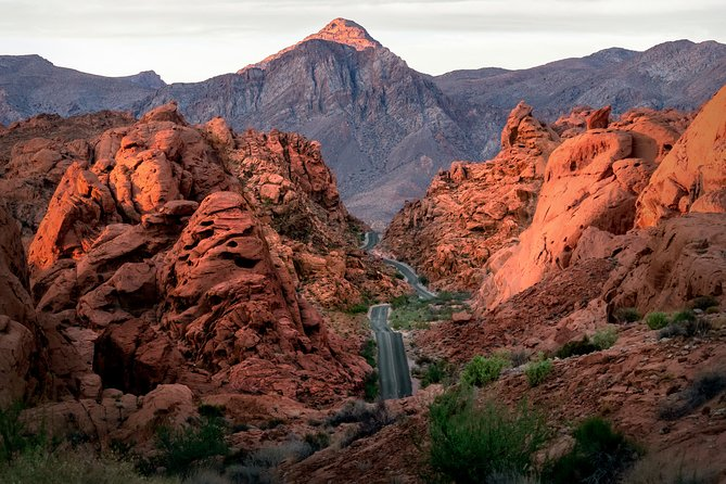 Valley Of Fire Small Group Tour