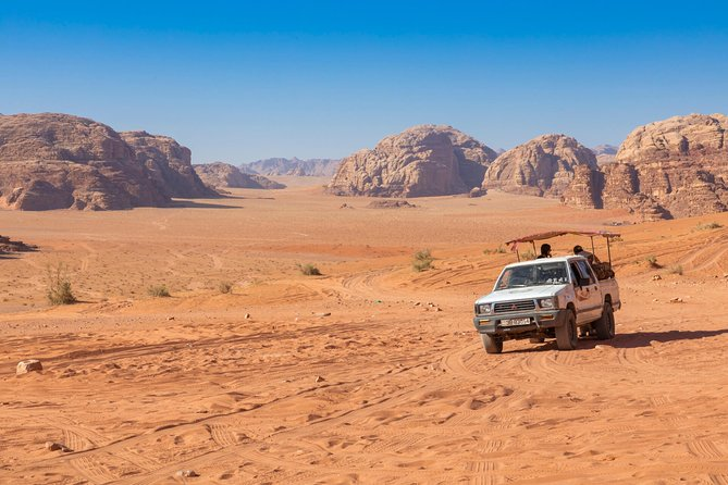 Best of Wadi Rum | Package | Jeep Tour | 2 Days | All Inclusive