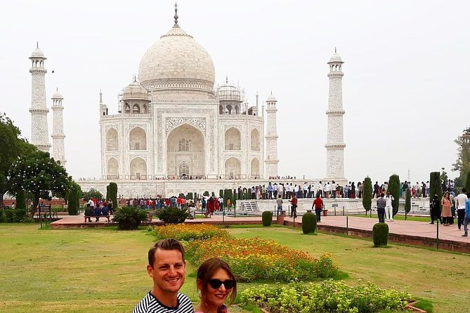 5N/6D Golden Triangle Private Tour from Delhi