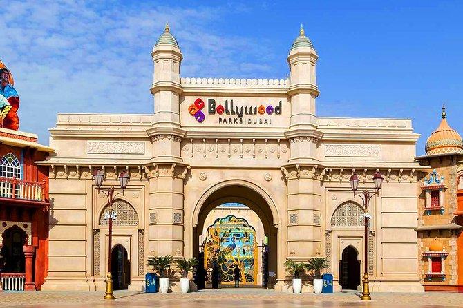Bollywood Parks Dubai Ticket with Transfers