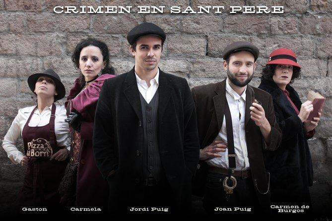 Crime in Sant Pere