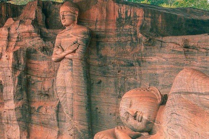 Kandy to Polonnaruwa Day Tour